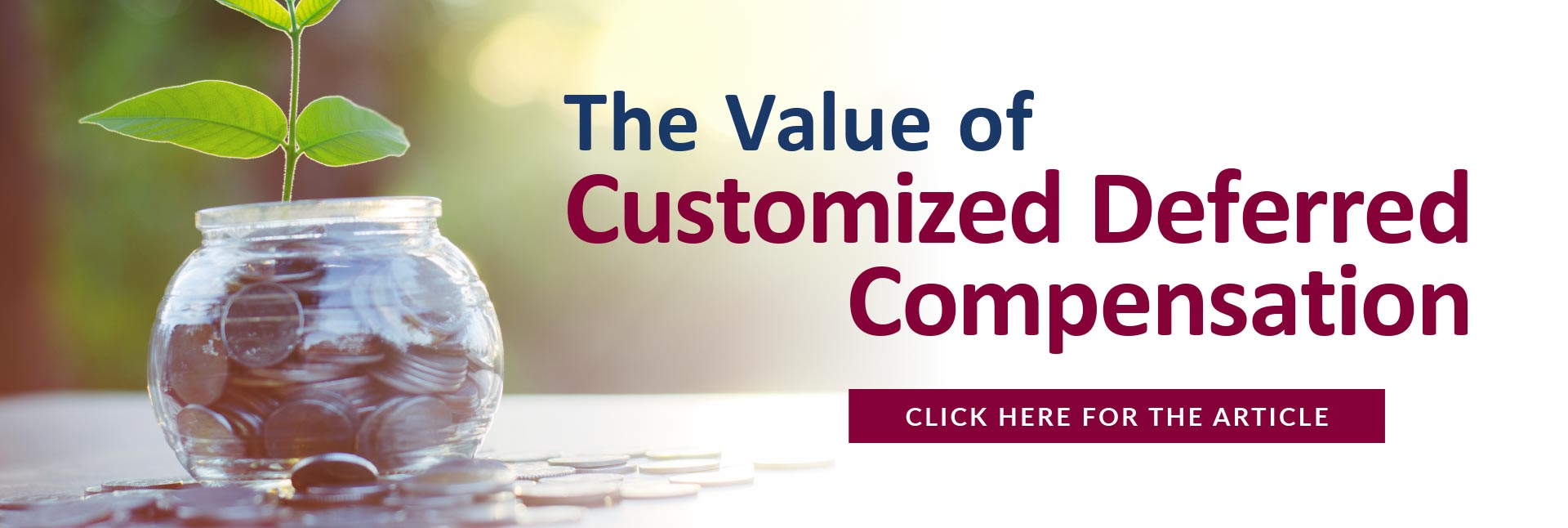 Bank Director - The Value of Customized Deferred Compensation