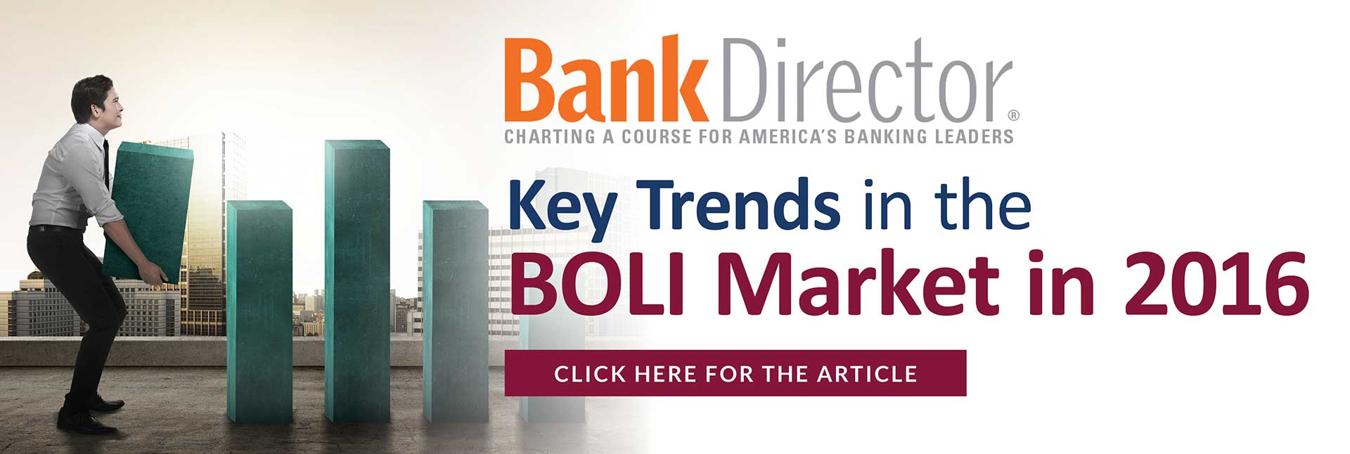 Bank Director - Key Trends in the BOLI Market in 2016